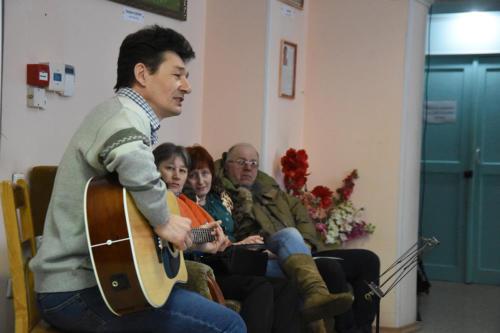 Музыкальный клуб Вдохновение
